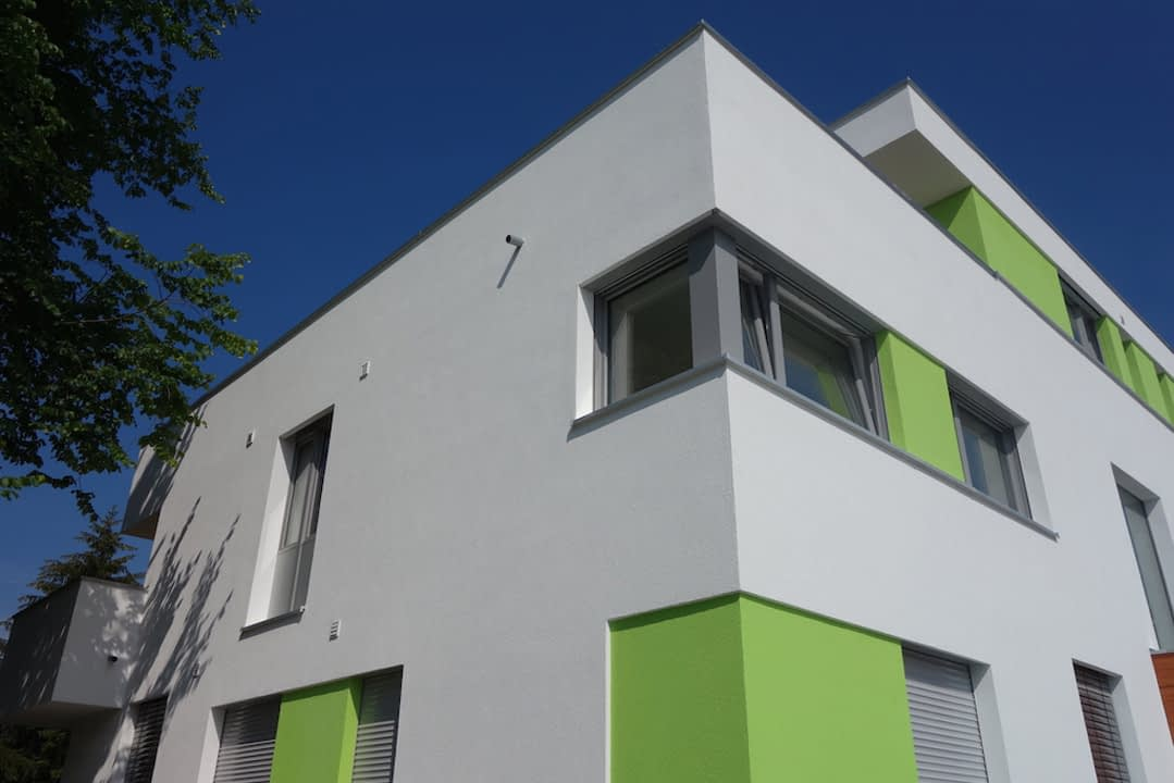 Vermietet – Neubau in Oberelchingen im 1. OG