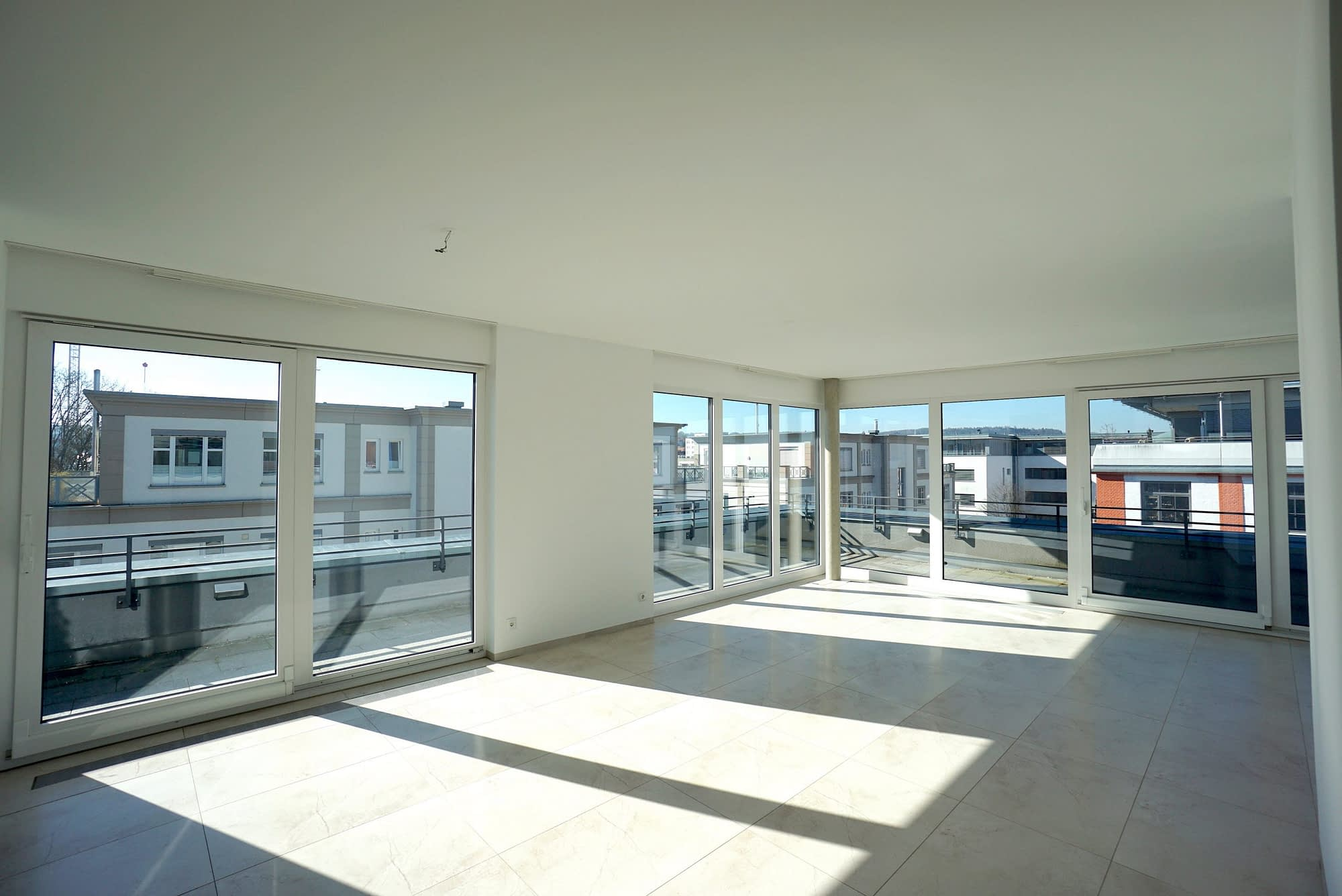 Verkauft - 4 Zimmer Penthouse Wohnung in der Ulmer Weststadt