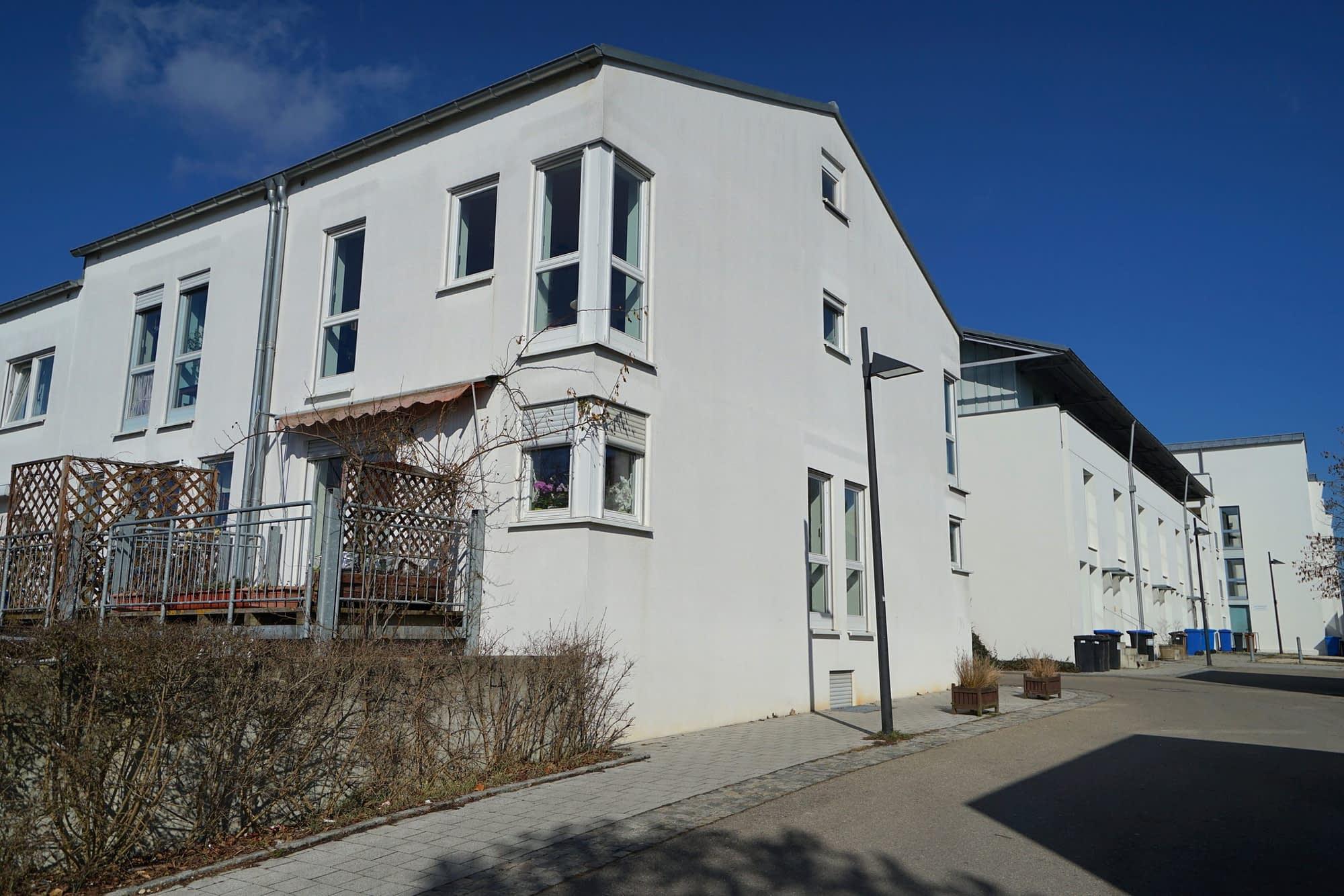 Verkauft - Reiheneckhaus in Ulm, Böfingen