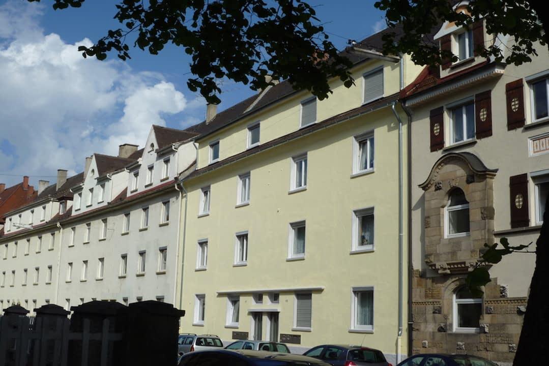 Verkauft – Eigentumswohnung in Neu-Ulm