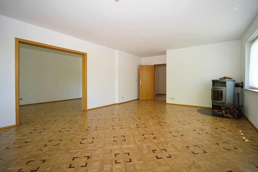 Sonnige 3-Zimmer Wohnung mit Balkon in Ulm-Söflingen 89081 Ulm / Söflingen, Erdgeschosswohnung