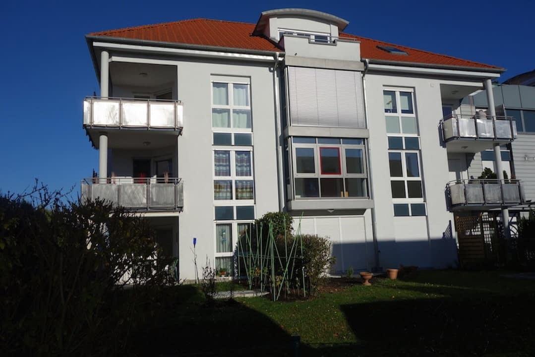 Verkauft – Eigentumswohnung in Ulm-Böfingen