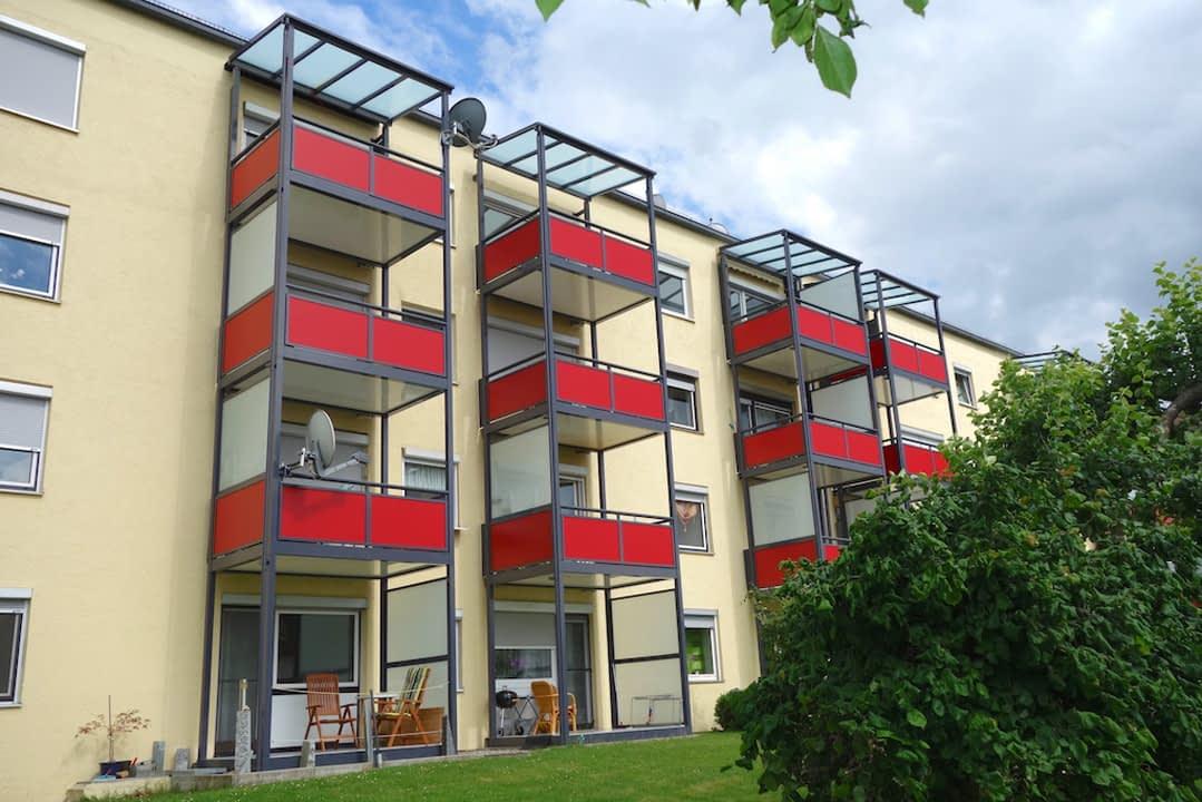 Etagenwohnung in Neu-Ulm Ludwigsfeld